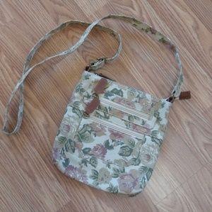 Floral Crossbody Bag Purse